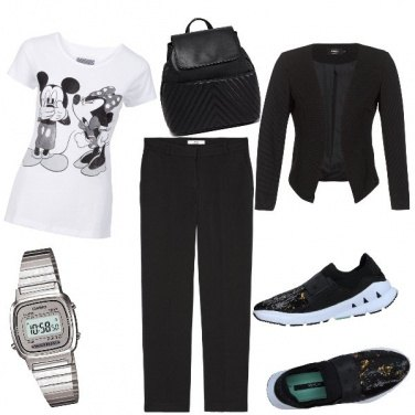 Outfit Al lavoro