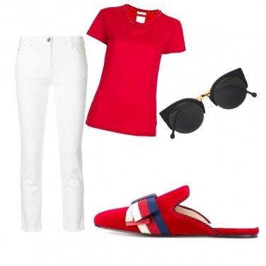 Outfit Comoda e glam
