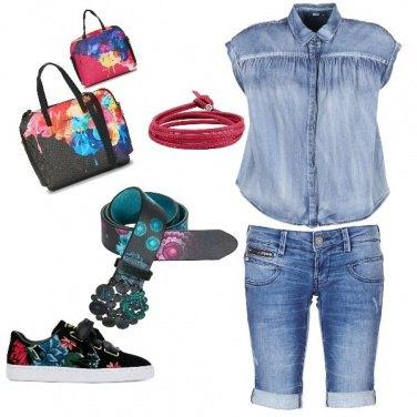 Outfit Al parco giochi :)))