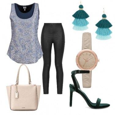 Outfit Aperitivo diurno con le amiche
