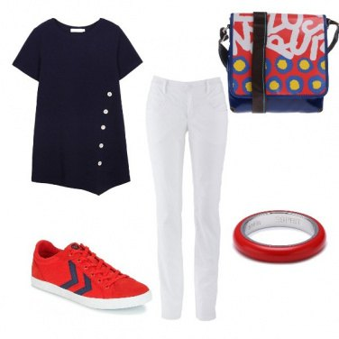 Outfit Navy? Ma no!