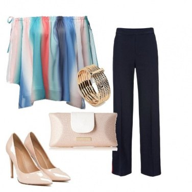 Outfit Arcobaleno