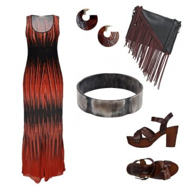 Outfit Etnico #2035