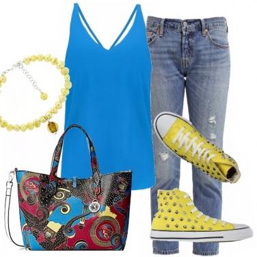 Outfit Fresca energia