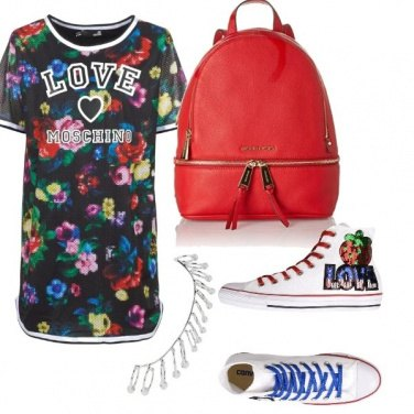 Outfit Sport casual