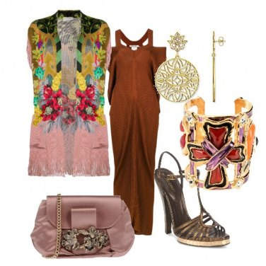 Outfit Etnico #2036