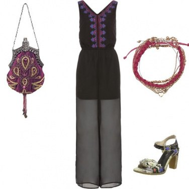 Outfit Etnic and chic