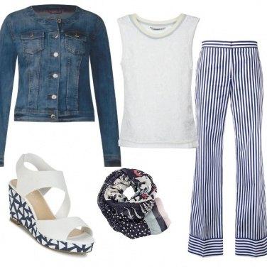 Outfit Seratina al mare