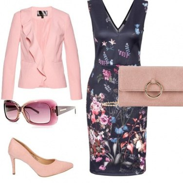 Outfit In fiore