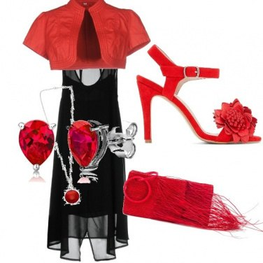 Outfit Fashion cerimonia