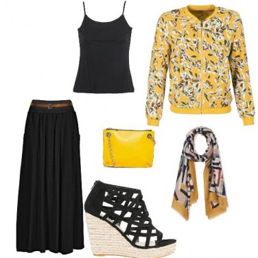 Outfit Etnico #2043