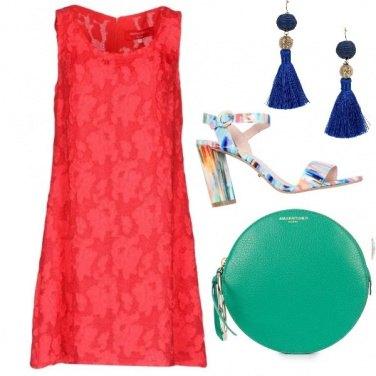 Outfit Colori brillanti