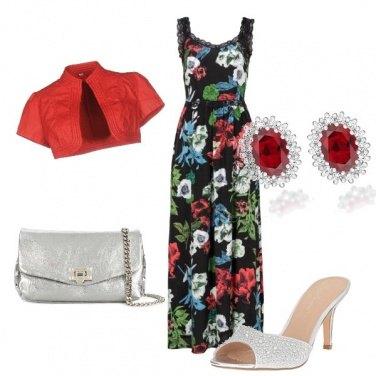 Outfit Serata a Capri