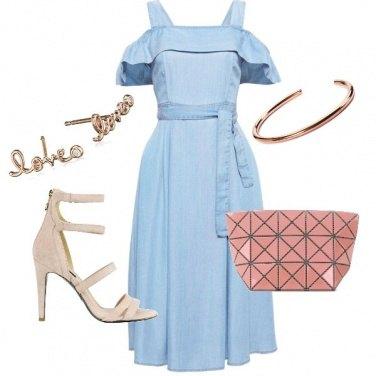 Outfit Romantica sera