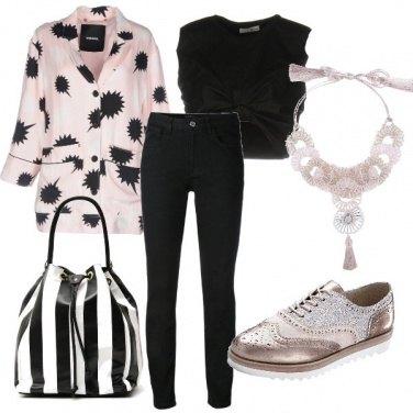 Outfit Smorzare il nero