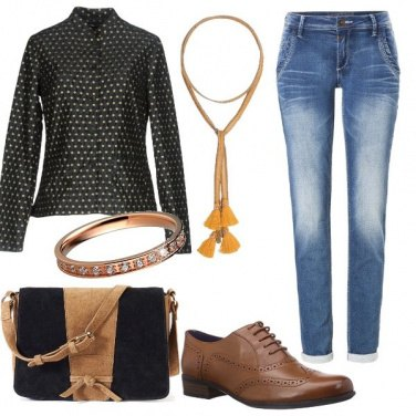 Outfit Denim versatile