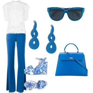 Outfit La zeppa particolare