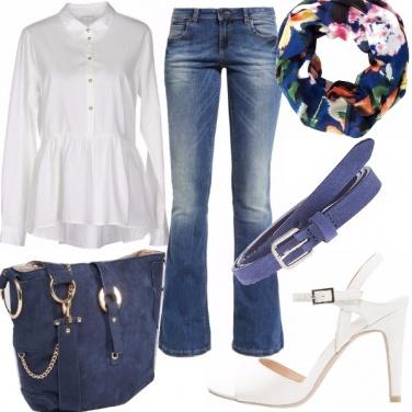 Outfit La semplicità paga sempre