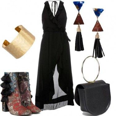 Outfit Trendy come una gitana