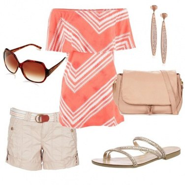 Outfit Summer tourist