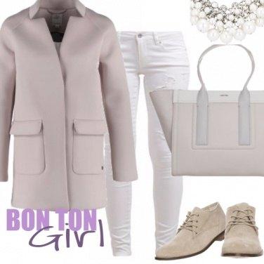 Outfit BON TON GIRL