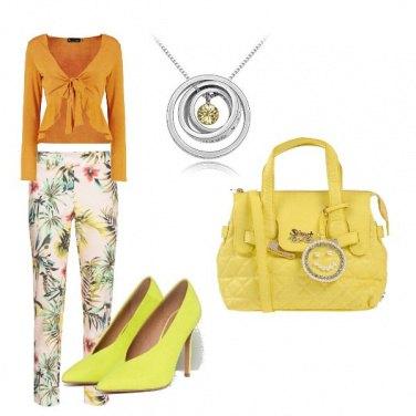 Outfit Colori tipicamente estivi