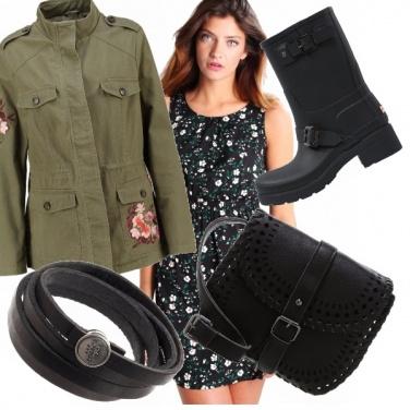 Outfit Boho stile a settembre