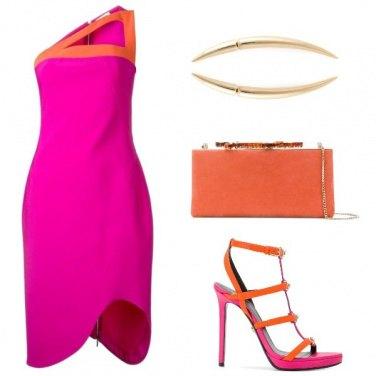 Outfit Il rosa classico moderno