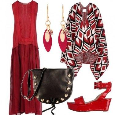 Outfit Accendiamo il colore