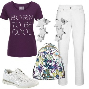 Outfit Born to be cool