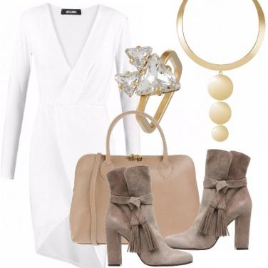 Outfit Raffinata senza tempo
