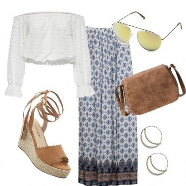 Outfit Coachella style