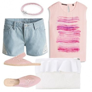 Outfit Casual & glam