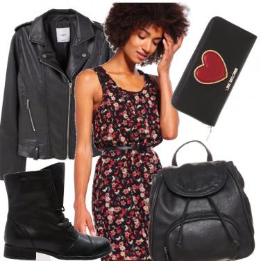 Outfit Romanticamente dark