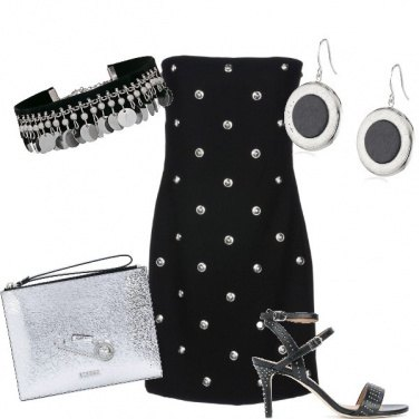 Outfit Notte rock
