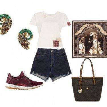 Outfit Passeggiata newyorchese