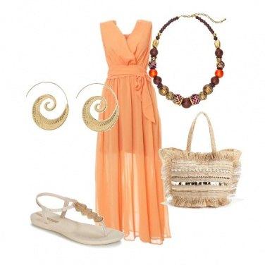 Outfit Sassi e conchiglie