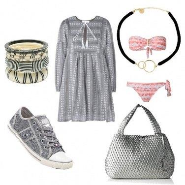 Outfit CMPS Petit gris