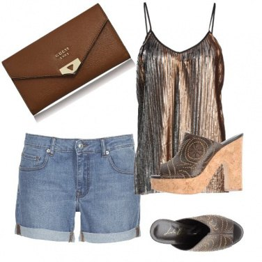 Outfit Easy brown
