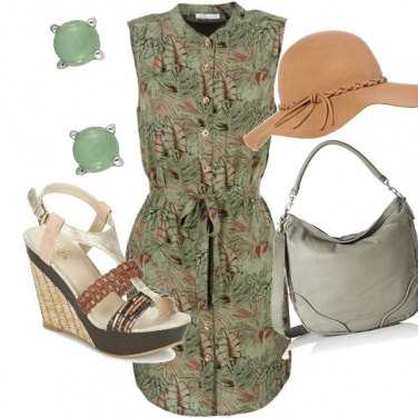 Outfit Etnico #2057