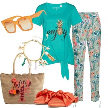 Outfit Sorprendentemente trendy