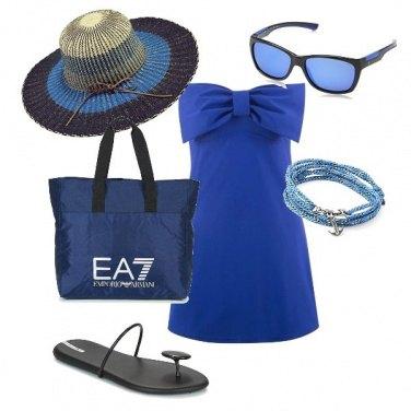 Outfit In spiaggia mi distinguo