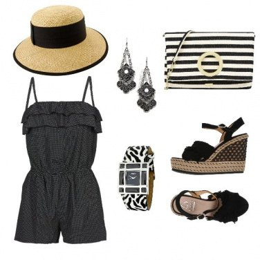Outfit Etnico #2059
