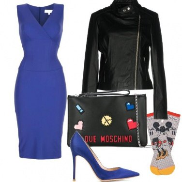 Outfit Sera in blue