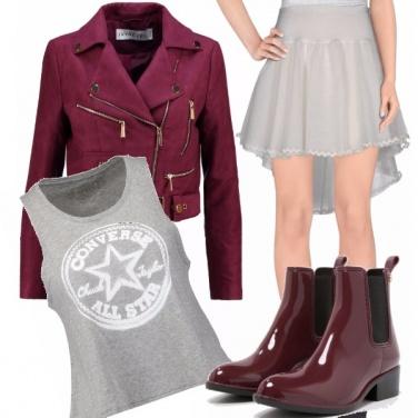 Outfit Siamo ragazze di oggi