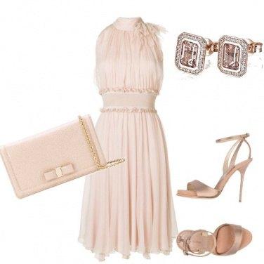 Outfit Al ballo delle debuttanti