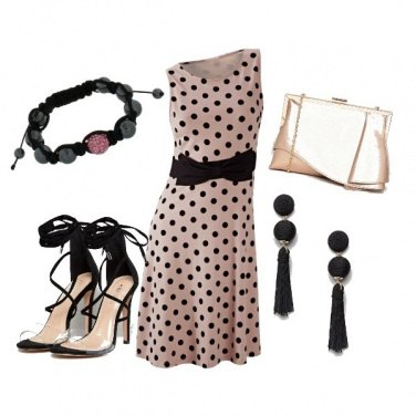 Outfit CMPS I want candy