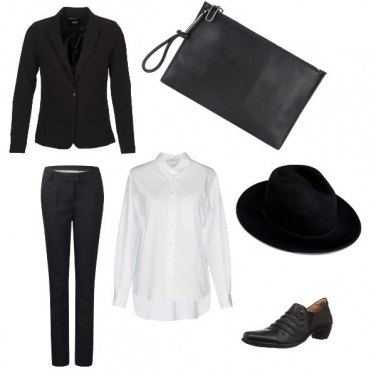 Outfit Donna strong