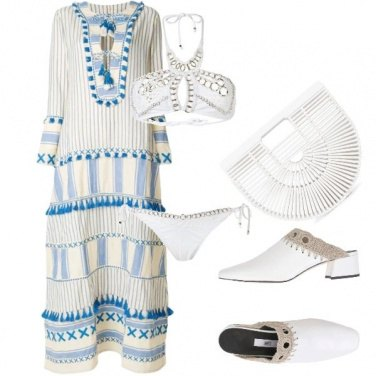 Outfit Etnico #2065