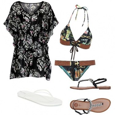 Outfit Il weekend al mare